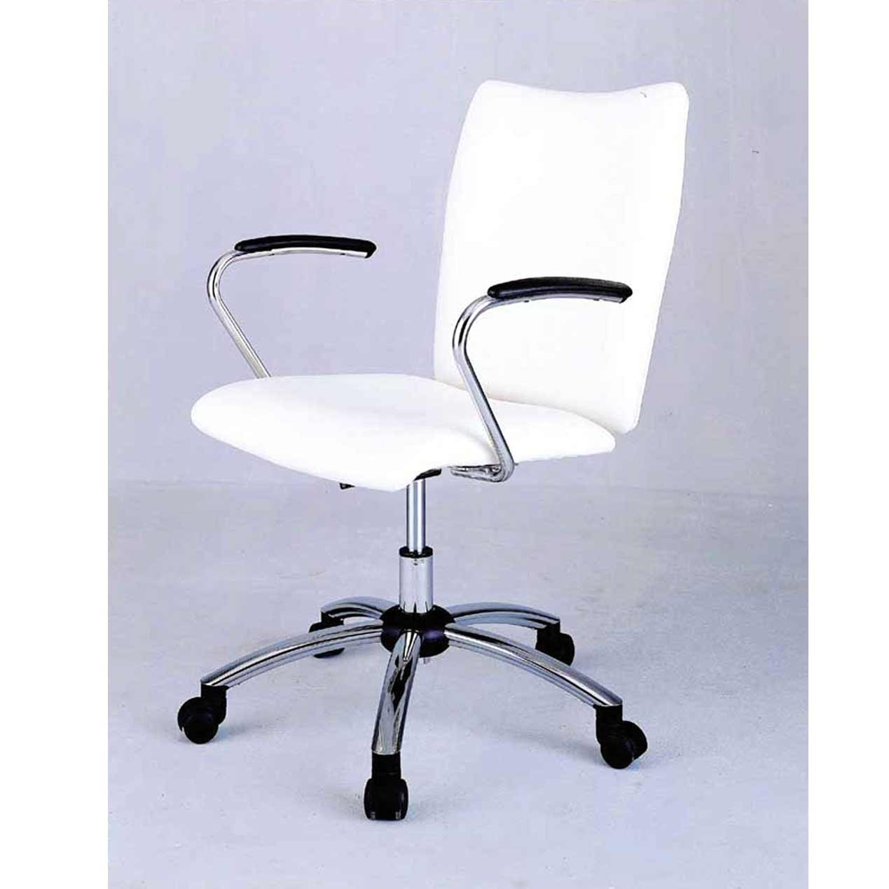 White Rolling Chair Rolling Desk Chair Benefits