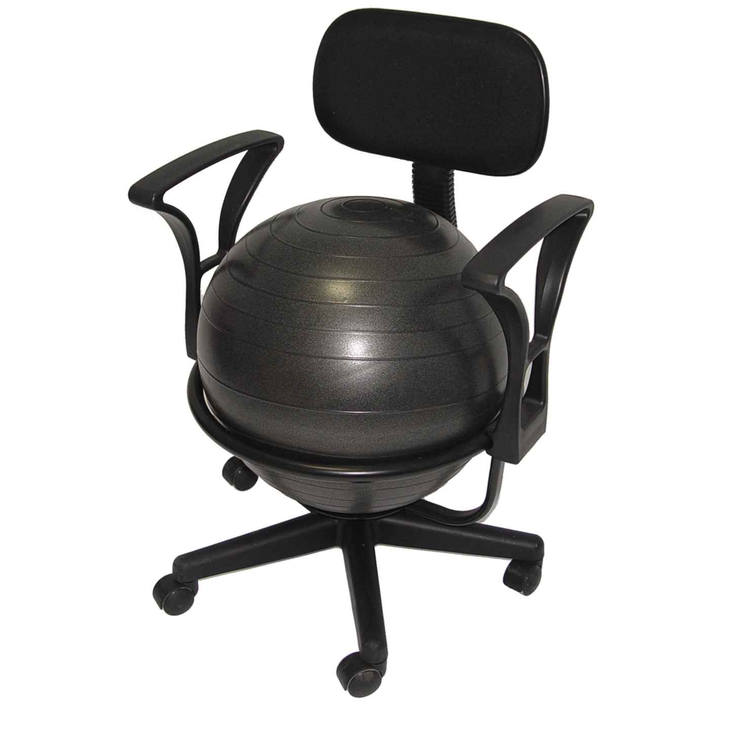 amazon gym ball chair reclining barber ergo for home office