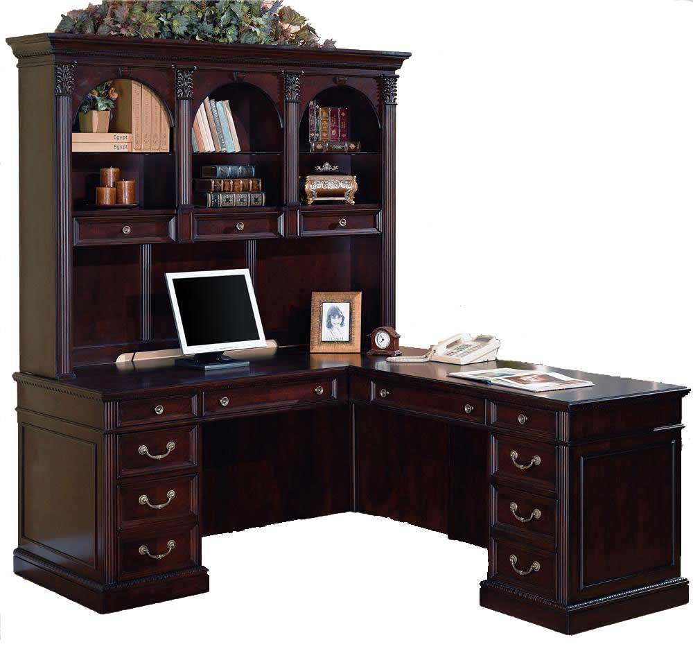 Dark Cherry Desk