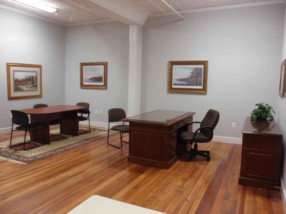 rustic leather chair office jokes lease furniture tips for business