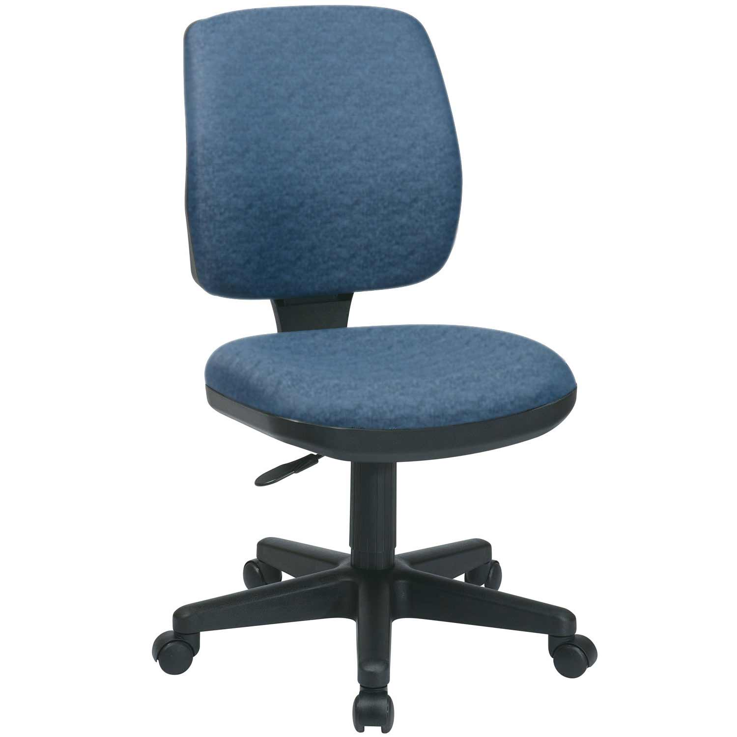 Armless Desk Chairs Armless Task Chairs For Home Office