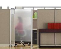 Cubicle Privacy Screen Ideas for Office