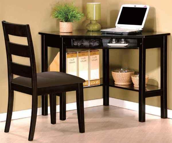 Black Corner Desks Home Office