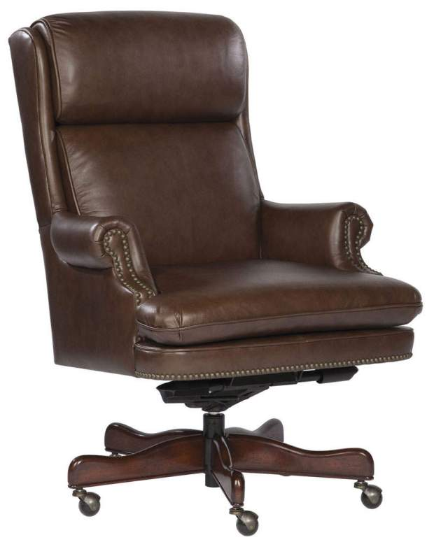 Antique Leather Office Chair - Vintage Office Chairs - Home Design Ideas