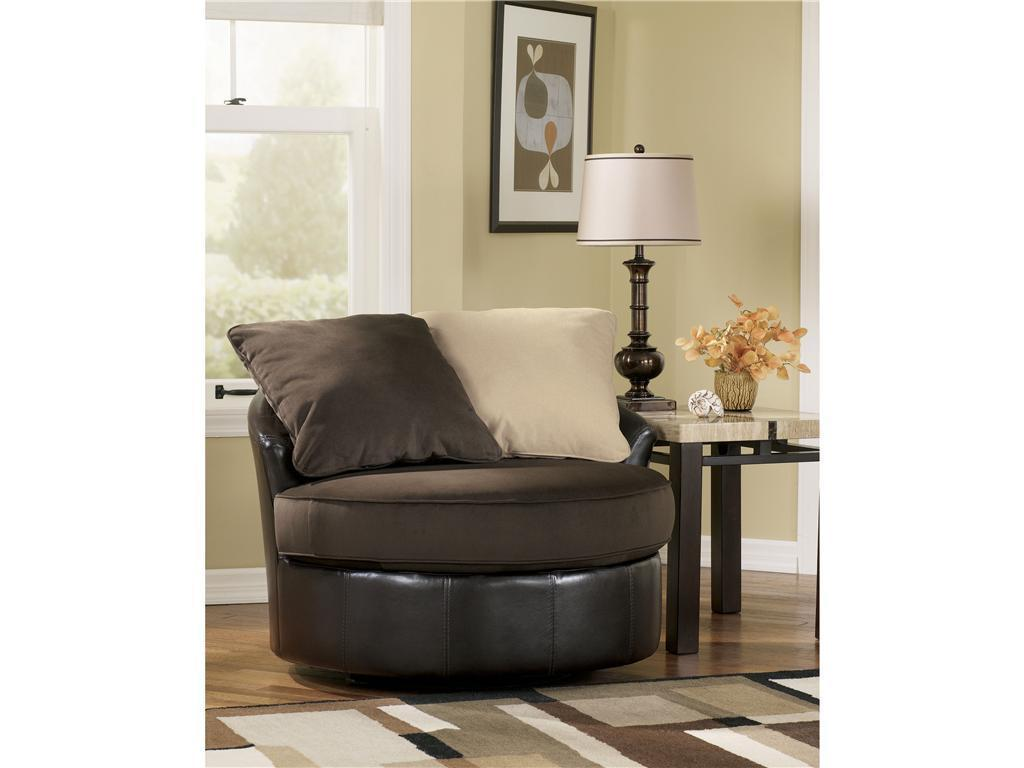 ashley furniture swivel chair high back with ottoman black round desk recommended products