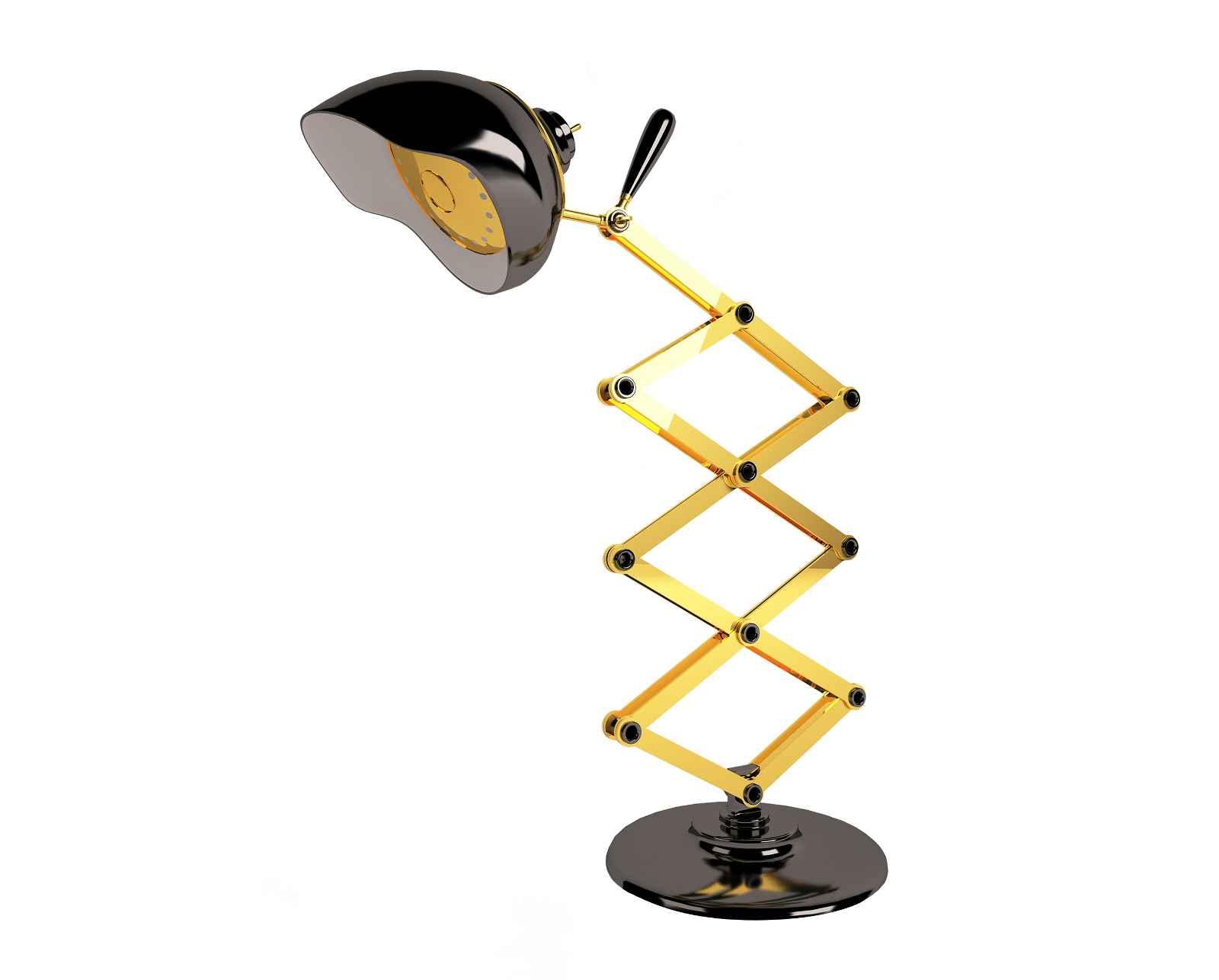 Office Desk Lamps Types
