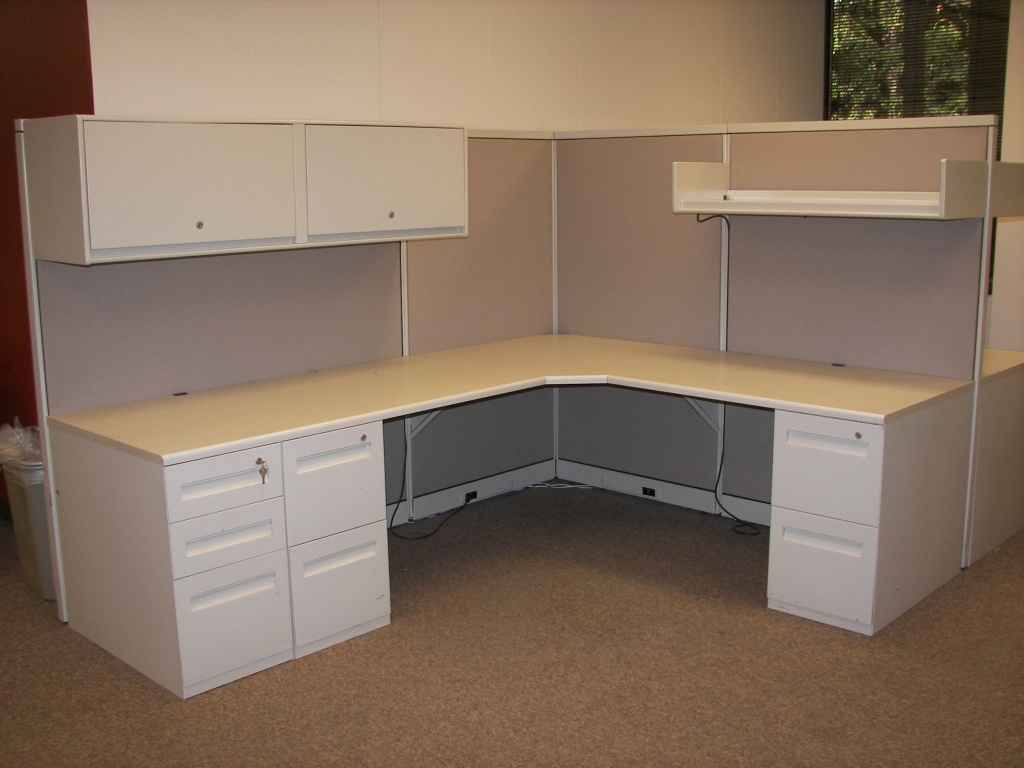 Steelcase Office Cubicles