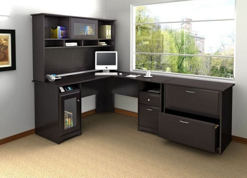 best place to buy leather sofa gray rooms go large corner desk home office decorating schemes
