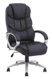 High Back Executive Pu Leather Ergonomic Office Desk ...