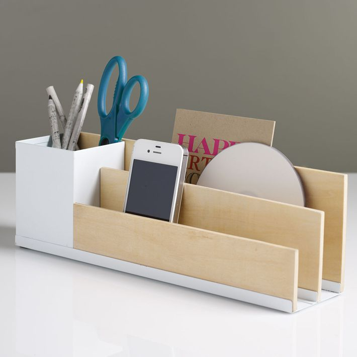 Modern Desk Organizer How To Choose Best Designer Desk Accessories And Organizers