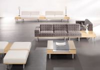 Modern Reception Chairs with Simple yet Attractive Design