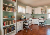 Double Desk Home Office - Increasing Exclusiveness