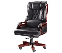 Executive Leather Desk Chairs Offer Great Convenience and ...
