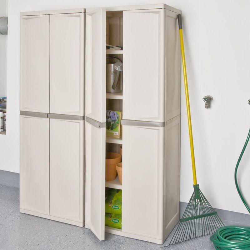 Sterilite 01428501 Organizes the Utilities Neatly
