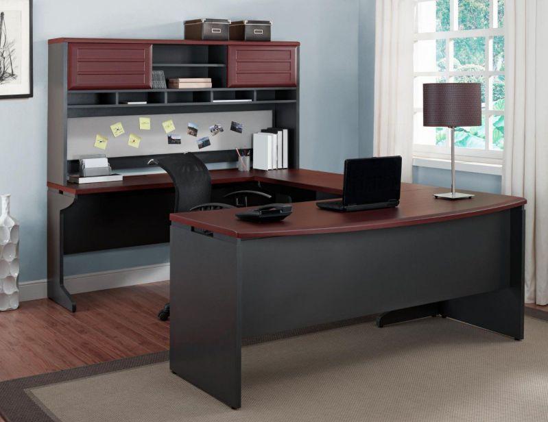Ushaped Computer Desk Furniture for Home Office