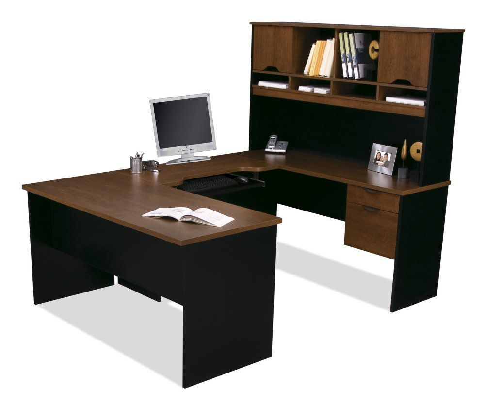 Ushaped Computer Desk Furniture for Home Office