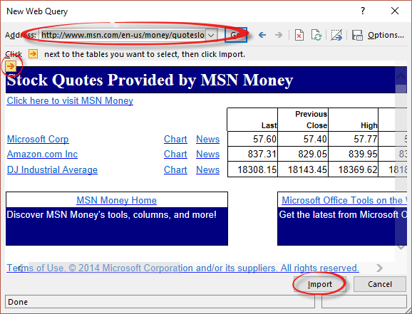 msft stock quotes including last msft yahoo options quotes
