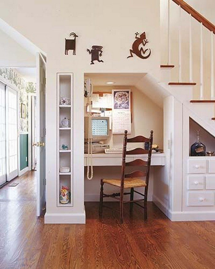 Under Stairs Home Office Ideas  The Home Office