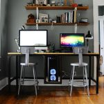 24 Creative Workspaces For Two The Home Office