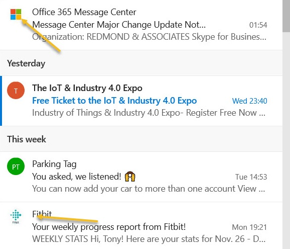 Logos in Email - Another Way to Stop Spoofing - Office 365