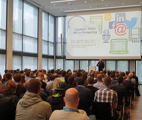 Presenting in Wiesbaden 3