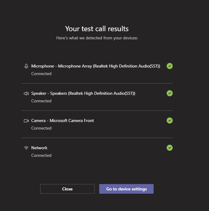 Make A Test Call With Teams Office 365 For It Pros