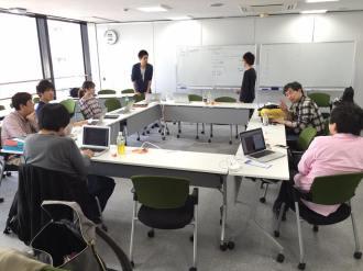 WordPressの埼玉県の地域コミュニティ「WordBench埼玉」の会場として貸会議室6Fをご利用いただきました。