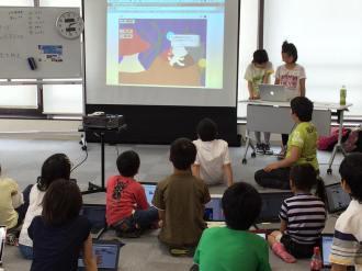 ScratchDay in SAITAMA 2016を貸会議室6Fで開催しました。