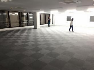 コワーキングスペース7Fは、6Fを増床することが決まりまして、シェアオフィス(レンタルオフィス)と貸会議室(イベントスペース)を行う予定です。