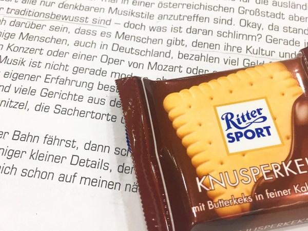 ドイツ語とドイツのお菓子