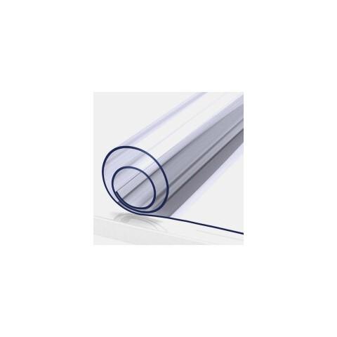 臺製 透明軟墊板/桌墊 60x40cm (PVC無毒材質) 課桌專用尺寸