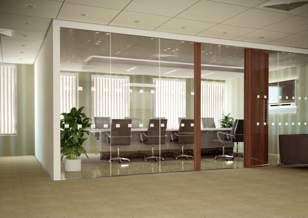 Smart Film Glass  Office Blinds  Glazing Ltd