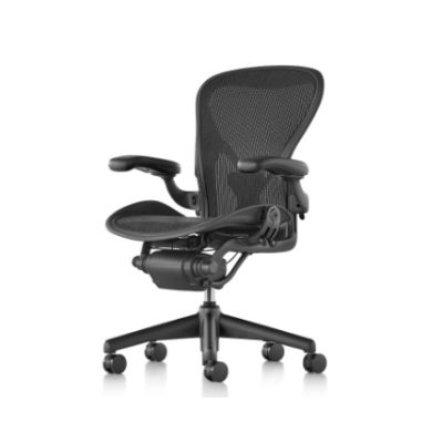 steelcase jersey chair review portable high cover malaysia office work herman miller and more premium aeron size b all features fully adjustable arms tilt limiter seat angle posturefit