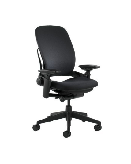 Steelcase Leap Chair All Features 4Way Adjustable Arms