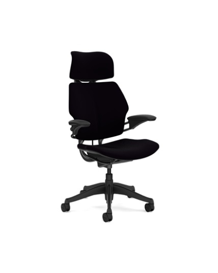 knoll rpm chair for office staff humanscale freedom chair, brand new, fully adjustable, headrest – @ work