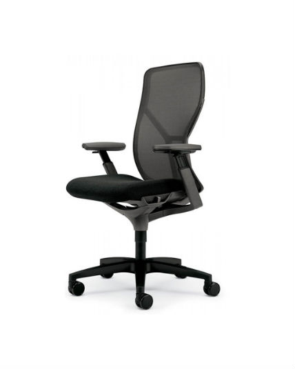 Allsteel Acuity Chair All Features Fully Adjustable Arms