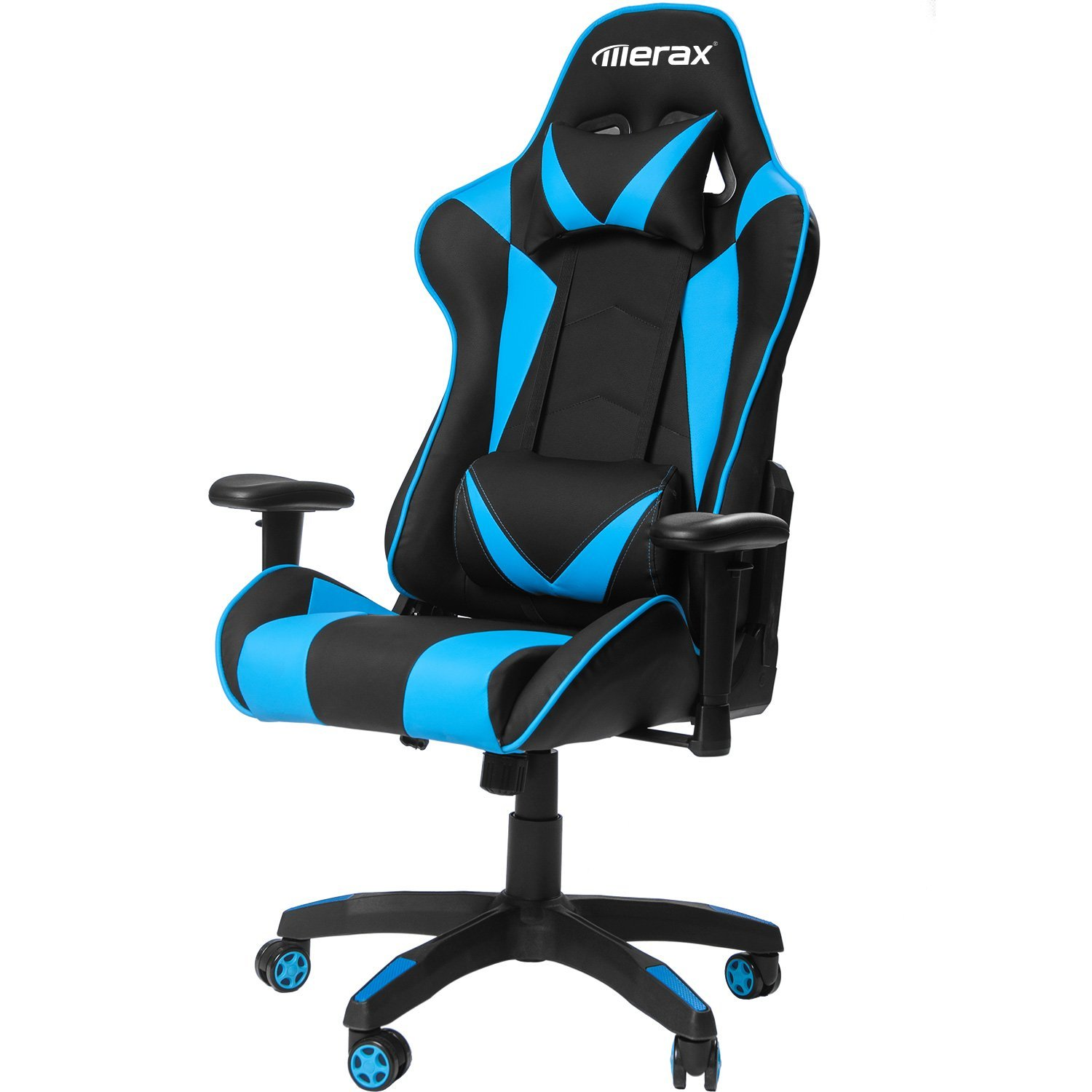Gamer Chairs Best Cheap Gaming Chairs Merax Ergonomics Review