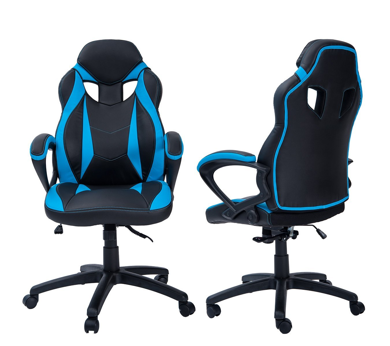 best video game chair star wars office cheap gaming chairs merax ergonomics review