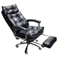 Desk Chair Recliner Broyhill Executive Model 6791 10 Best Office Chairs That Recline For Naps 2018 Guide 5 Co Z High Back Reclining Napping With Footrest