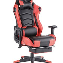 Pc Game Chair Comfy For 1 Year Old 10 Best Gaming Chairs With Footrest Gamers 2018 Selection 5 Top Gamer Computer Video