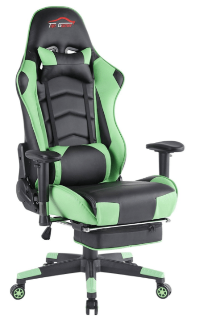 gamer chair accessories small accent chairs with arms uk the 18 best computer gaming picks (2017) - officechairpicks.com