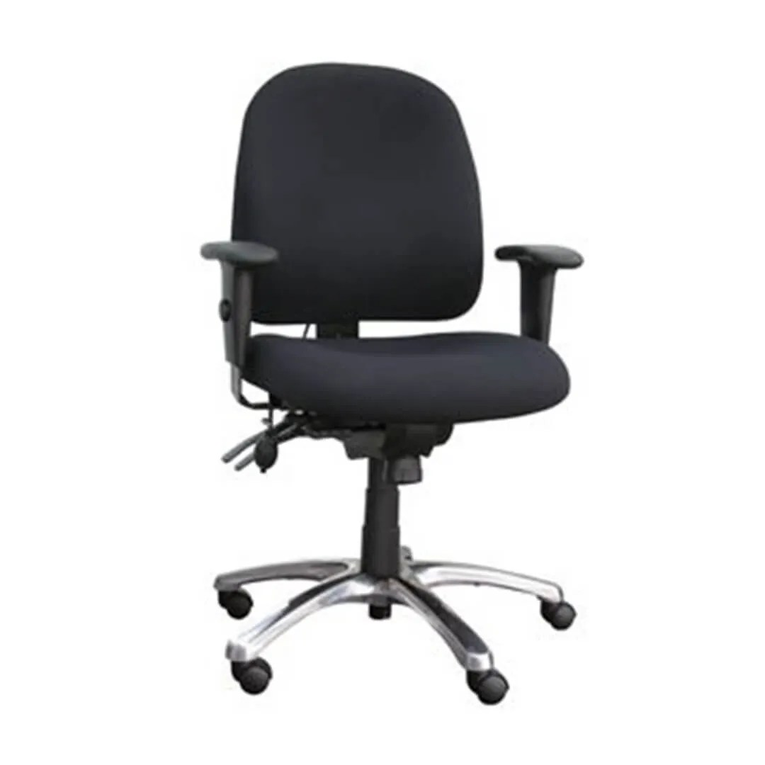 How To Adjust Office Chair Air Lumbar Deluxe Chair