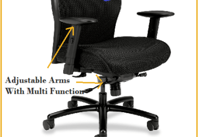 Heavy Duty Office Chairs For Heavy People