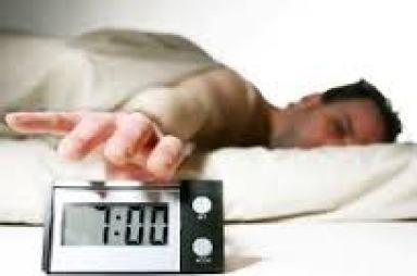 Move the Alarm Clock