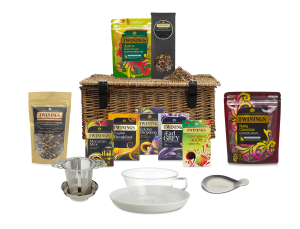 Twinings Coffee is one of the name brands we can bring to your pots.
