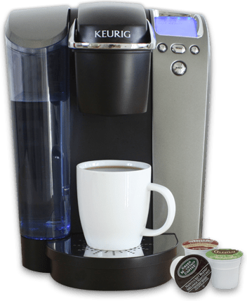 Keurig Coffee Makers are preferred by many of our customers.