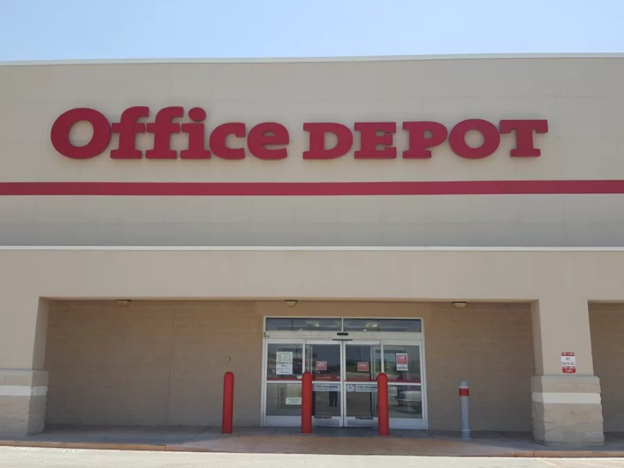 Office Depot in SAN ANGELOTX  4272 SUNSET DRIVE
