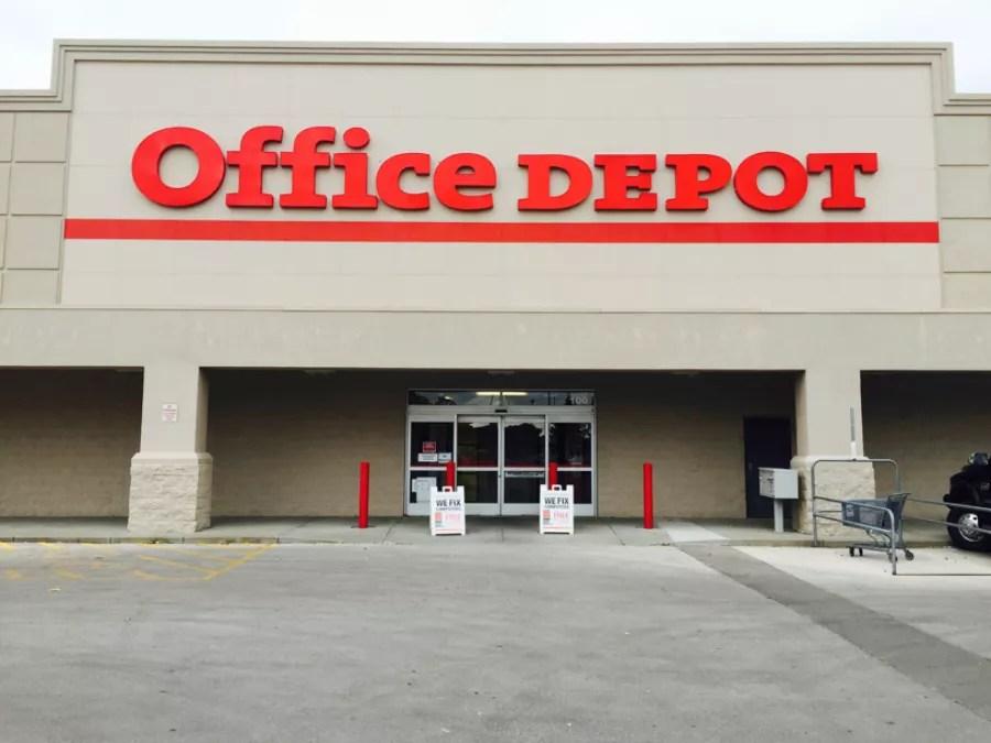 Office Depot in RAPID CITYSD  1331 W OMAHA ST