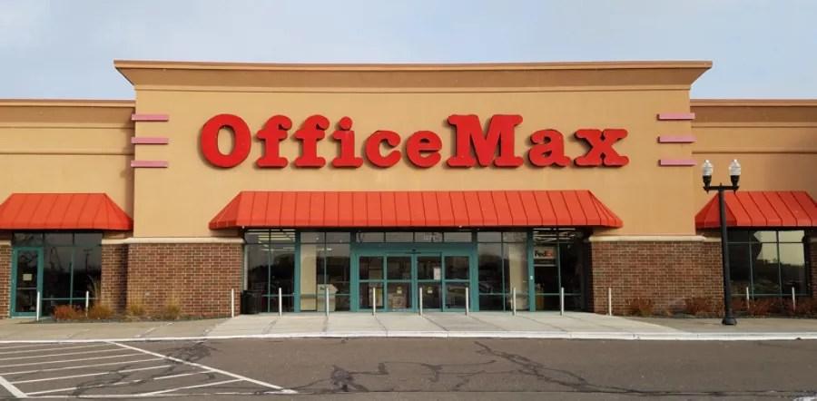 Officemax #6384  Eagan, Mn 55121