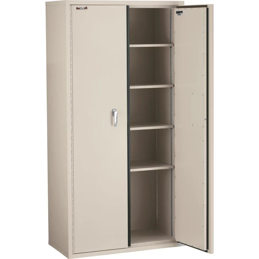 FireKing Fire Resistant Storage Cabinets 4 Adjustable